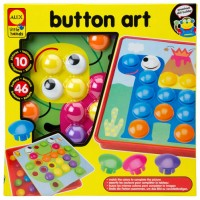 Early Learning Button Art Kit