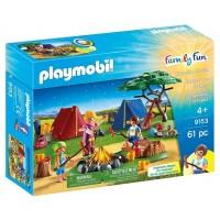 Family Fun Camp Site