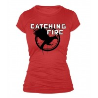 The Hunger Games Catching Fire T-Shirt