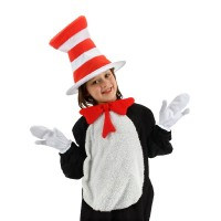 Cat in the Hat Child Costume Accessories