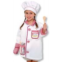 Melissa and Doug Chef Costume Set