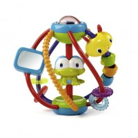 Clack and Slide Activity Ball