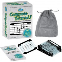 Compose Yourself Music Card Game