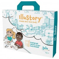 IlluStory Create Your Own Book Kit