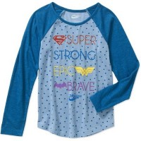 DC Super Hero Girls Shirts (Various Designs)