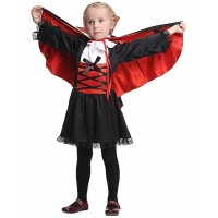 Vampire Costume with Cape