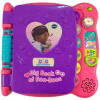 Doc McStuffins Discover and Learn Big Book of BooBoos