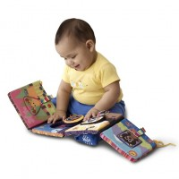 Discovery Shapes Activity Puzzle and Crib Gallery