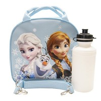 Frozen Lunch Bag With Water Bottle