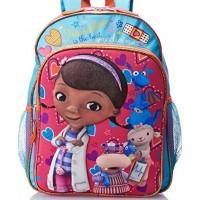 Doc McStuffins 2-Compartment Backpack