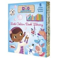 Doc McStuffins Little Golden Book Library