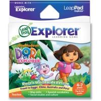LeapFrog Explorer Learning Game: Dora the Explorer