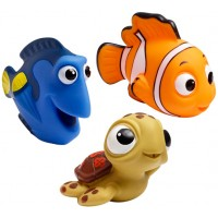 Finding Dory Bath Toys