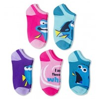 Finding Dory Youth / Adult Socks 5-Pack