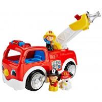 Little People Lift 'n Lower Fire Truck