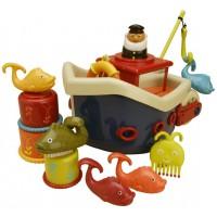 Fish and Splish Boat