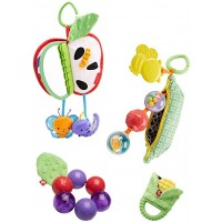 Fruits and Veggies Baby Toys Gift Set