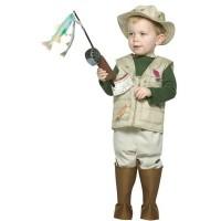 Future Fisherman Toddler Costume