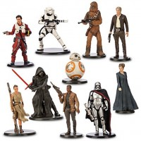 Star Wars: The Force Awakens Deluxe Figure Play Set