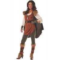 Forest Warrior Costume