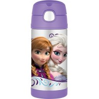 Frozen Funtainer Bottle