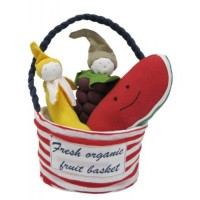 Organic Stuffed Fruit Gift Set