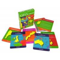 GeoCards: World