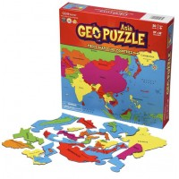 Geography Puzzle: Asia