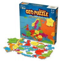 Geography Puzzle: Europe