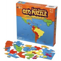 Geography Puzzle: Latin America