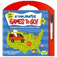 'Get Going, America' Write & Wipe Activities