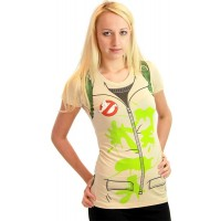 Ghostbusters Costume Juniors T-Shirt