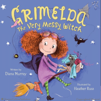 Grimelda The Very Messy Witch