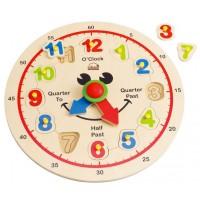 Happy Hour Clock Puzzle
