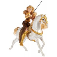Queen Hippolyta Doll with Horse