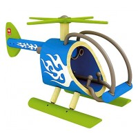 E-Copter Bamboo Helicopter
