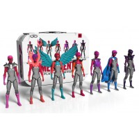 IAmElemental 7 Action Figure Set, Series 1 (Elements of Courage)