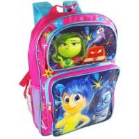 Inside Out Backpack Front Pockets