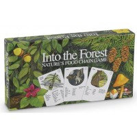Into The Forest: Nature's Food Chain Game