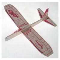 Balsa Wood Glider Plane