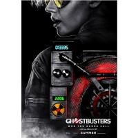 Ghostbusters Jillian Holtzmann Poster
