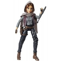 Star Wars: Forces of Destiny Jyn Erso Adventure Doll