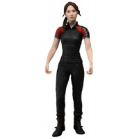 The Hunger Games Katniss in Training Day Outfit Action Figure