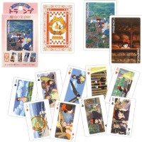 Studio Ghibli Playing Cards - Kiki's Delivery Service
