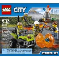 LEGO Volcano Explorers Starter Set