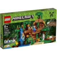 LEGO Minecraft: The Jungle Tree House