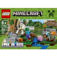LEGO Minecraft: The Iron Golem