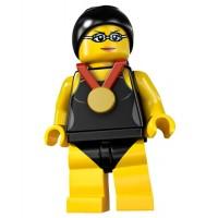 LEGO Swimming Champion Minifigure