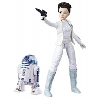Star Wars: Forces of Destiny Leia and R2-D2 Adventure Set