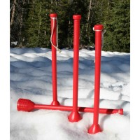 Snow Ball Throwing Stick